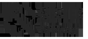 Svart ikon med hammer og mobiltelefon, og tekst MESTER Webdesign